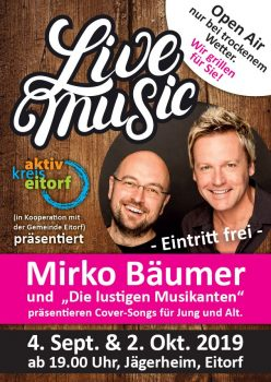 Mirko Bäumer und die lustigen Musikanten