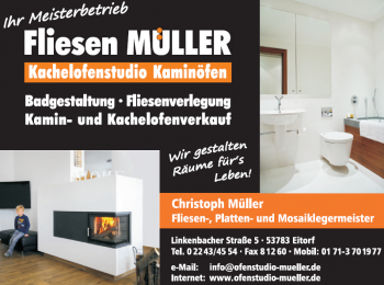 Fliesen Ofenstudio Mueller - www.fliesen-mueller-eitorf.de