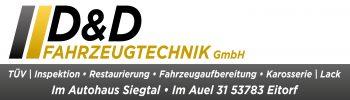 D&D Fahrzeugtechnik -  www.dd-fahrzeugtechnik.de