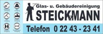 Glas- und Gebäudereinigung Steickmann - www.gebaeudereinigung-steickmann.de